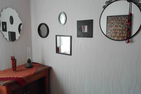 Chambre miroirs
