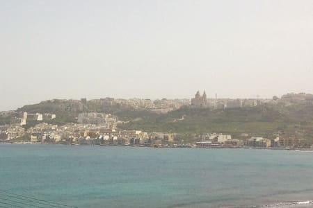 Luxury at Tas-Sellum Res. Mellieha - Mellieħa - アパート