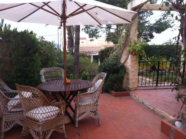 Beautifull  villa 2 bed. near Altea - l'Alfàs del Pi - Casa
