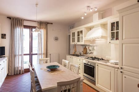 Beautiful apartment on the coast - Rosignano Solvay-Castiglioncello