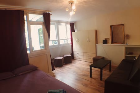 Large room in Central London - London  - Byt