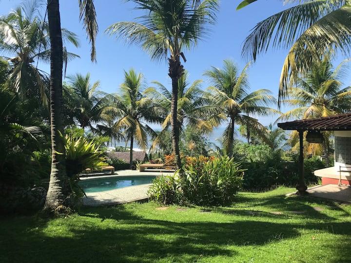 Balian full sea view- Villa Belong
