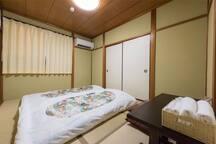 独立榻榻米房间