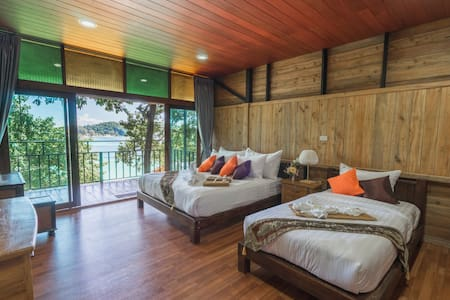 Grand Sea View Family - Chareena Hill Beach Resort