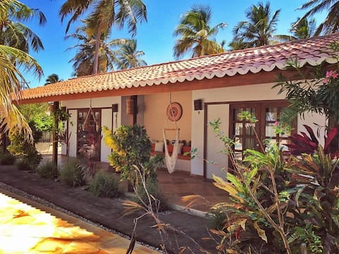 Cute Lodge at Icaraizinho