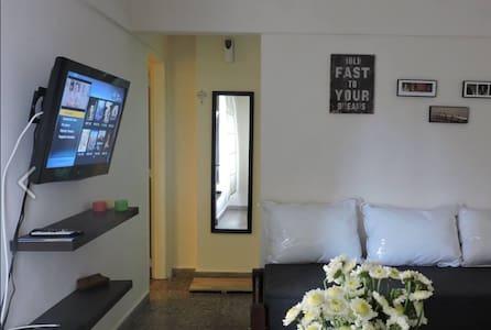 centrico, calido y personal - La Plata - Appartement