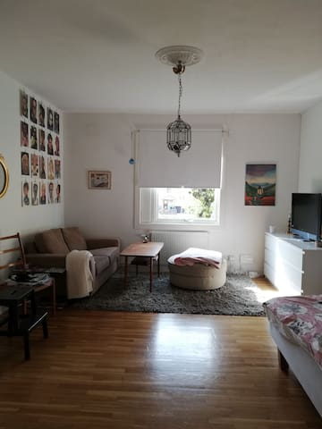 Cozy apartment 10 minutes from city centre