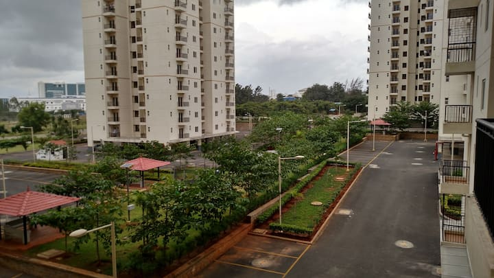 A blissfull stay away from hassles of City life