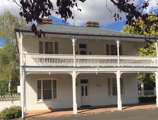 """The White House"" elegant c1880 house, Carcoar"