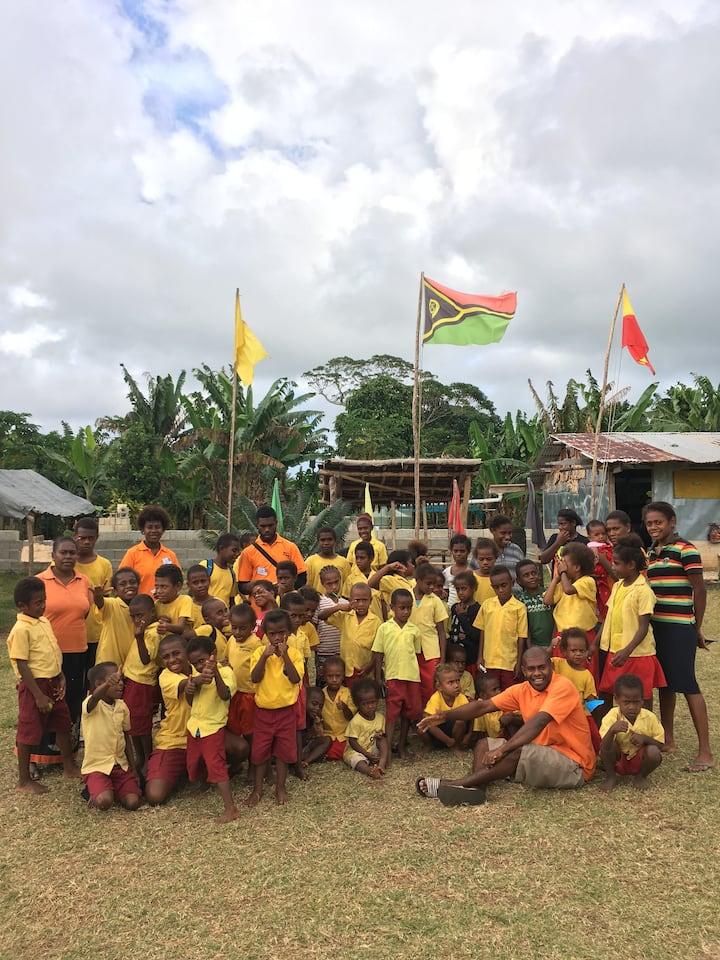 3 Day true Vanuatu experience