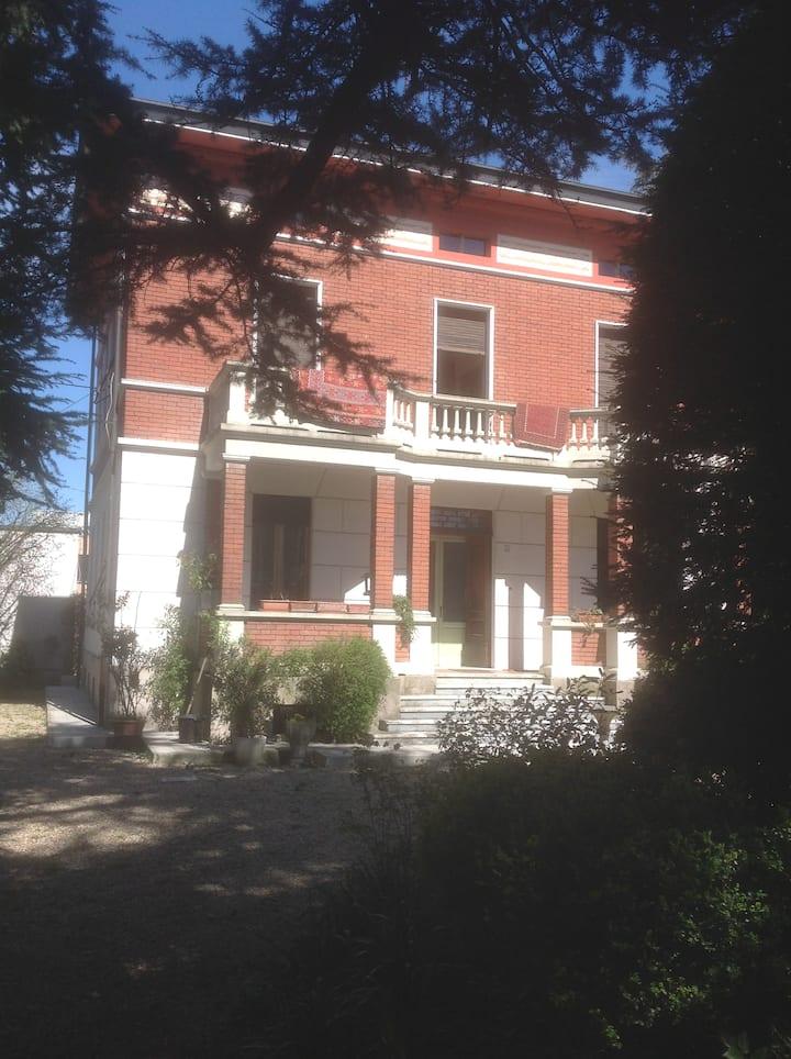 Villa Ilaria e il suo giardino
