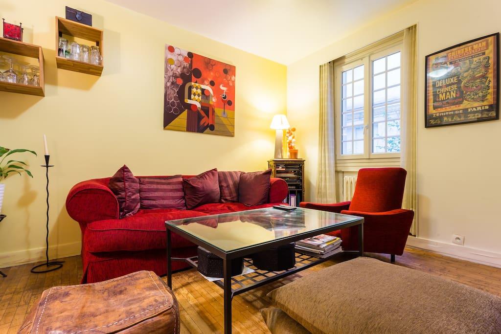 Living Room // salon