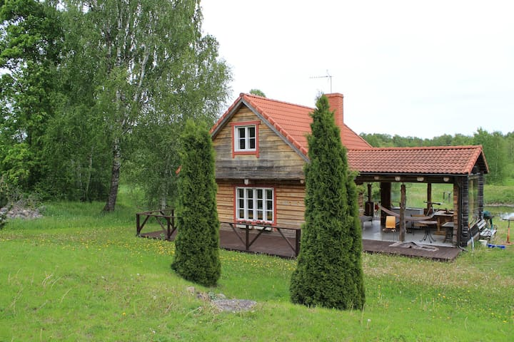 Private and cosy cottage near the city