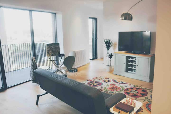 LuxuryApartment 5mins walk CanningTown JubileeDLR