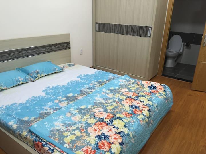 Apartment have modern conveniences