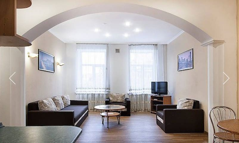 VIP in Center, Arena City, Kreshatik, with Jacuzzi - Kiev - Appartement
