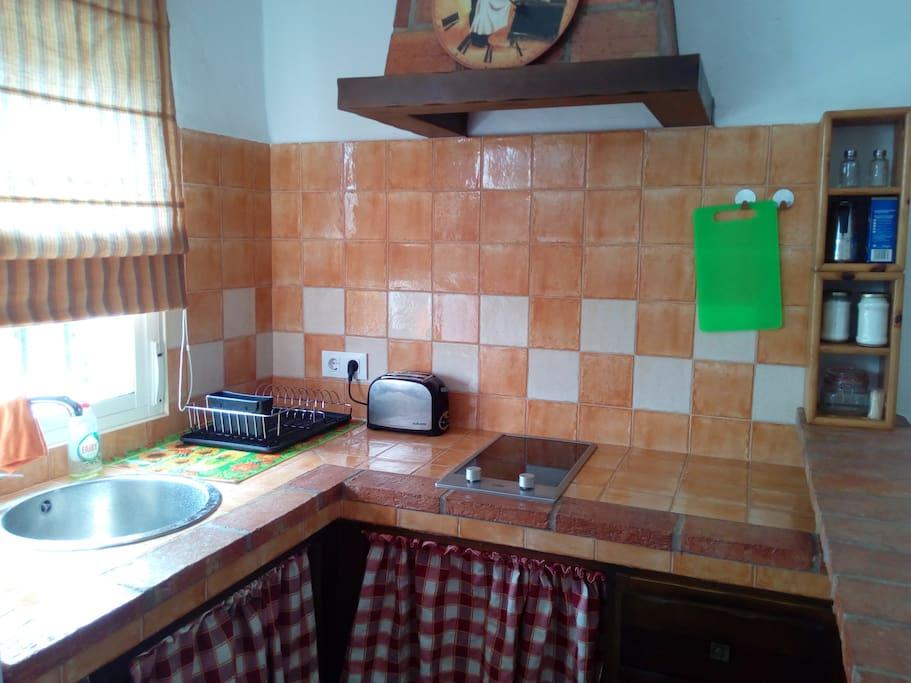 Cocina-1 Kitchen-1