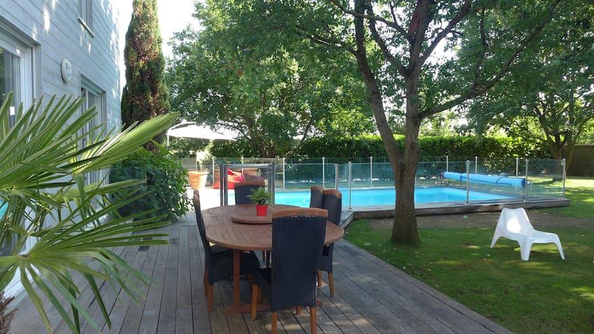 Maison idéale vacances famille - Cugnaux - Huis