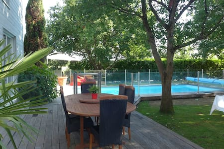 Maison idéale vacances famille - Cugnaux - Talo