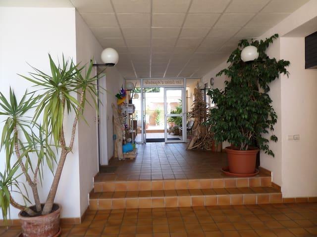Bel appartement sur plage