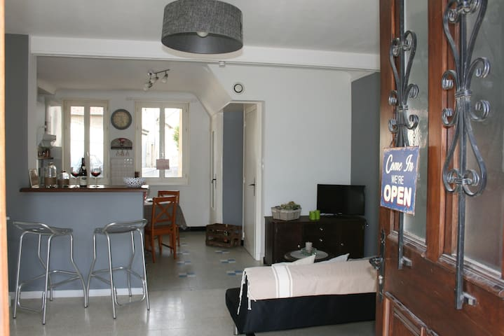 Beaune Chalon - House 2 to 7 people - Verdun-sur-le-Doubs - Dům