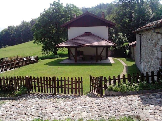 Casa in montagna in mezzo al verde - Verzegnis
