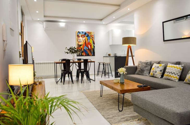 Luxury Apartment @ La Marsa | 2 bed 2 Bath