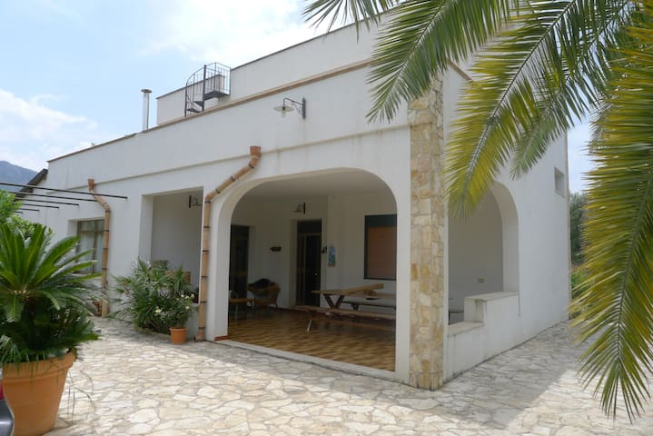 VILLA NINI with view of the SEA - Cinisi - House