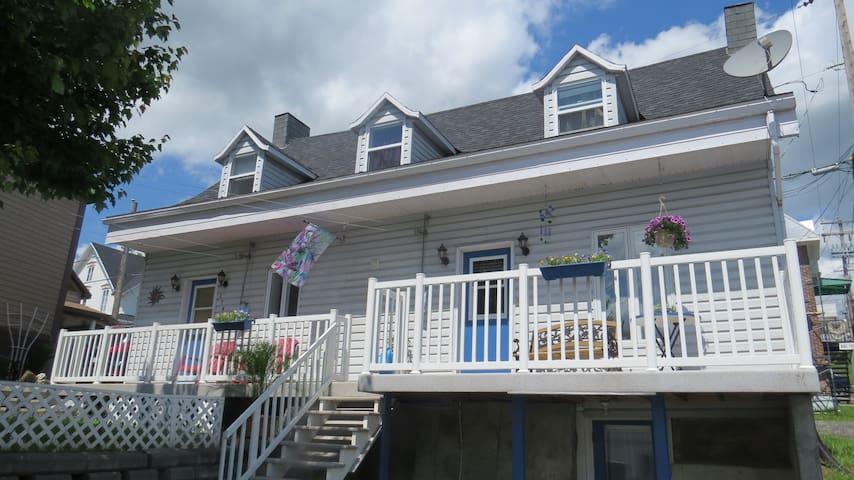 Casa Azul hébergement temporaire - Vallée Jonction - Appartement