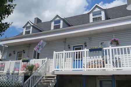 Casa Azul hébergement temporaire - Vallée Jonction