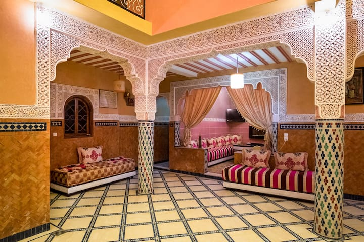 Riad Maryam - Meknès - Ev