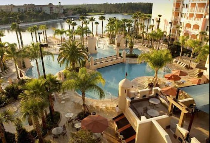 Luxury Studio Marriott Grande Vista - Orlando - Villa