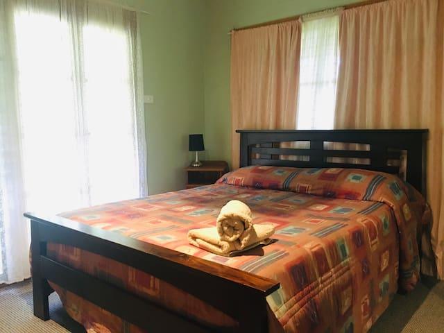 Bedroom One-Ground floor