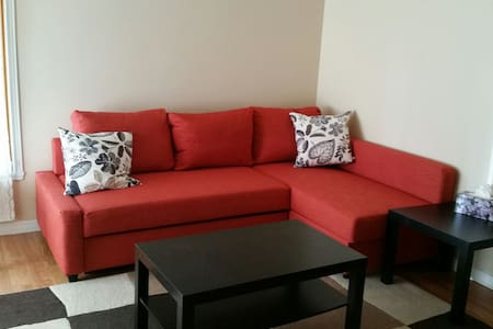 Cozy 2 bdm apt in quiet area - Alexandria - Appartamento
