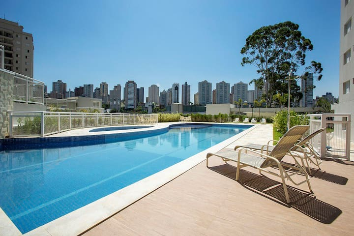 CONDOMINIO DE LUXO PREÇO IMPERDIVEL!! - São Paulo - Apartament