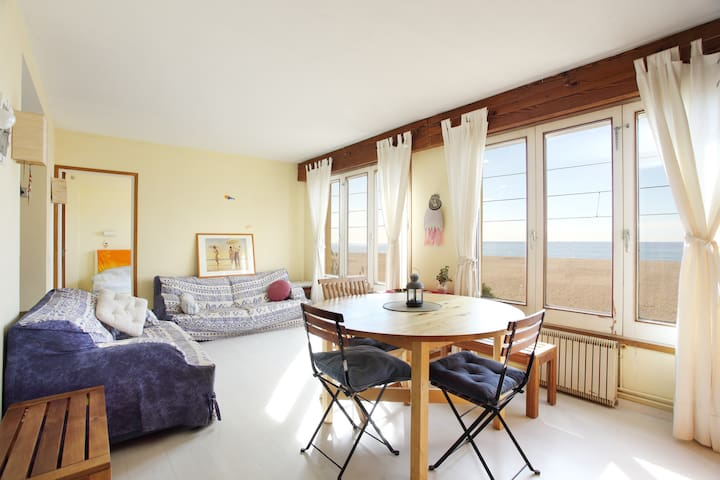 Relaxing stay in front of the sea - Canet de Mar - Apartment