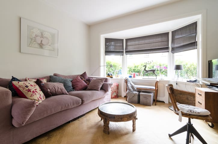 Cosy family house near Amsterdam - Bussum - House
