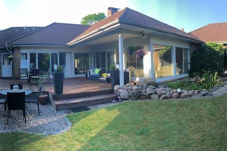 Habitaciones con bano privado en Handewitt, Ellund