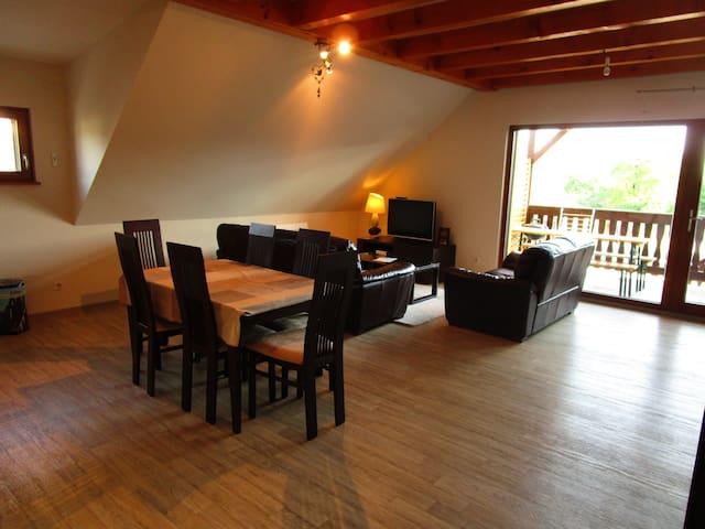 Alsace Appartement Mambourg - Sigolsheim - Departamento