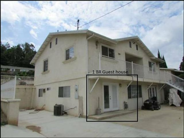 Nice Guest house South Redlands - Redlands - Lejlighed