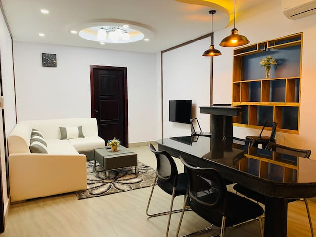 NEWLY FURNISHED 2 BEDROOMS IN MIDDLE OF SIEM REAP