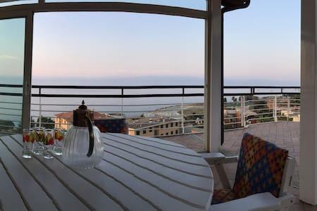 Penthouse whit wonderful sea views - Sanremo - Wohnung