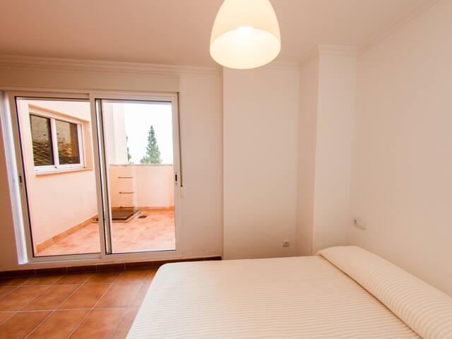 PANORAMIC FINESTRAT TERRAZA - Finestrat - Lägenhet
