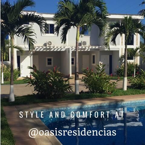 Un Oasis en Managua !!!!
