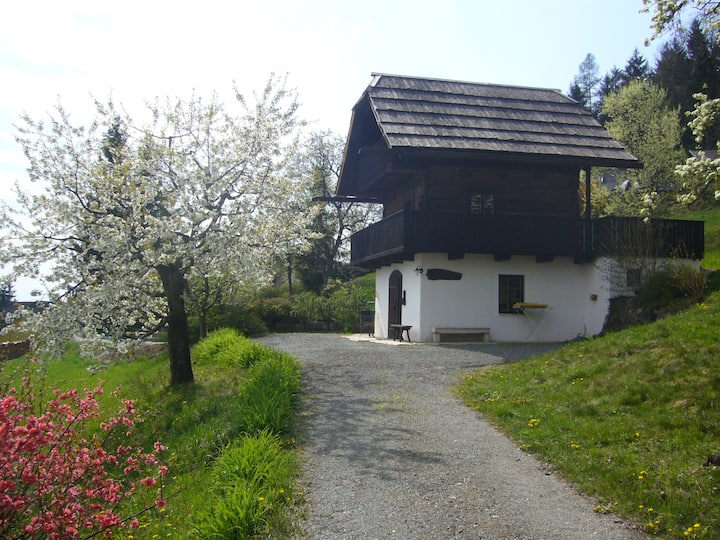 Ferienhaus Nähe Längsee