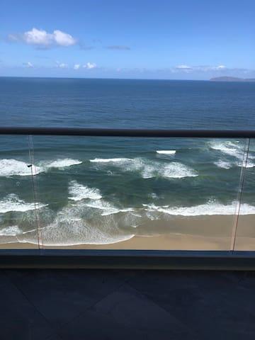 Modern Oceanfront Rosarito Condo