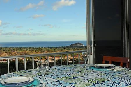 Breathtaking Ocean View 1BD/1BA - Waianae - Condomínio