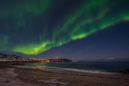 Brensholmvegen 197, Aurora Borealis - Tromsø - Hus