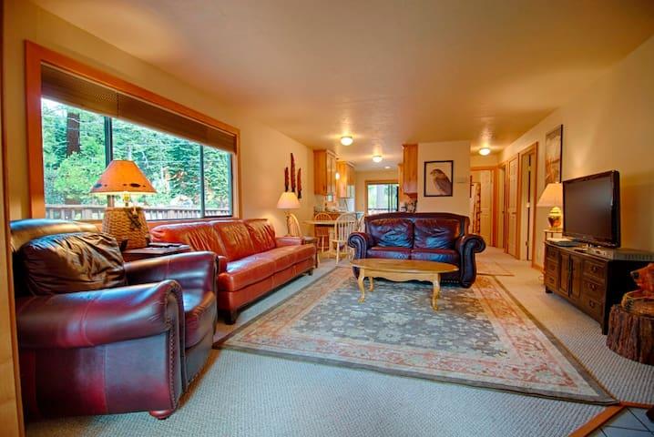 Family Retreat in Tahoe Vista #184 - Tahoe Vista - Hus