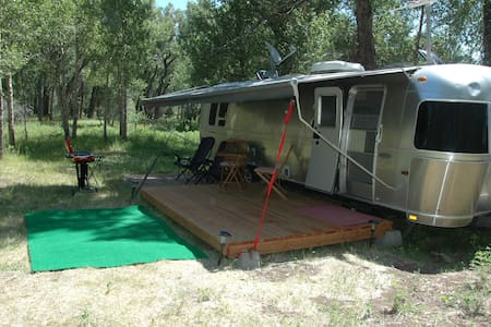 Glamping in Southern Colorado - Antonito